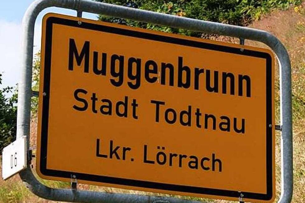 Warum heißt Muggenbrunn Muggenbrunn? - Badische Zeitung TICKET