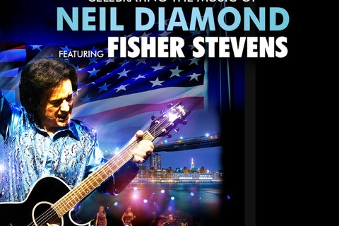 A BEAUTIFUL NOISE feat. FISHER STEVENS - Celebrating the Music of NEIL DIAMOND - Mannheim - 04.12.2022 20:00