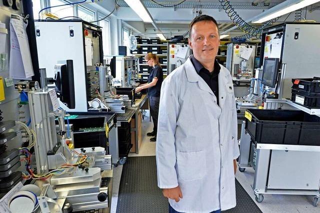 FSM AG aus Kirchzarten will ausschließlich in der Region fertigen