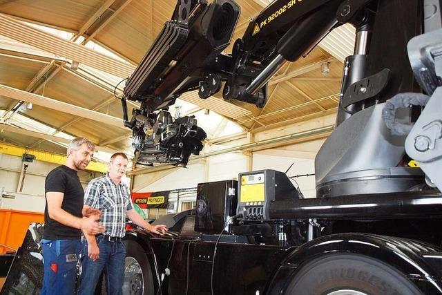 Forma S-Tech in Endingen ist auf Lkw-Aufbauten spezialisiert
