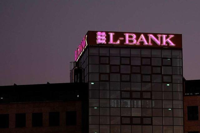 Die landeseigene L-Bank: Geld aus dem Südwesten für den Südwesten