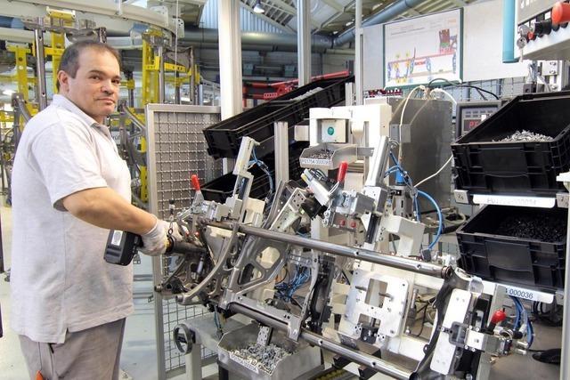 Der Erfolg und sein Preis: Der Autozulieferer PWO in Oberkirch
