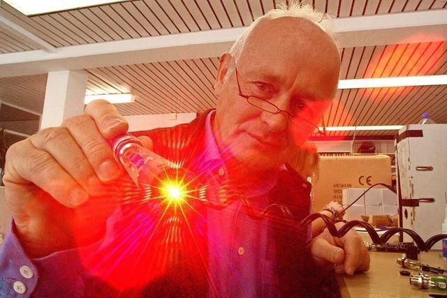 Wie der Spezialist Z-Laser aus Freiburg die Rezession überstanden hat