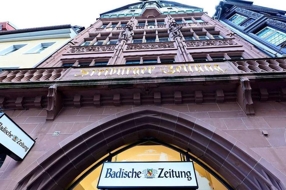 Badische Zeitung bietet Aboservice komplett online an - Badische Zeitung TICKET