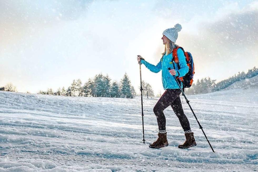 Tipps für das Wandern mit Kindern im Winter - Badische Zeitung TICKET