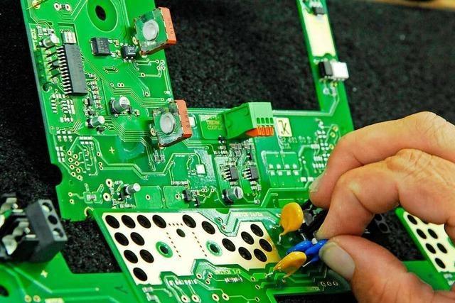 Die IKA-Werke rüsten die Labore dieser Welt mit Geräten aus