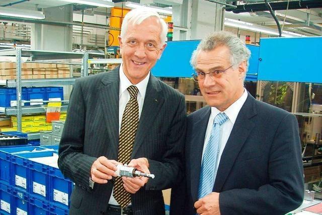 IMS Gear mit Werken versorgt große Autozulieferer