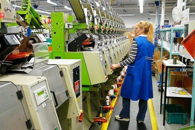 Fäden von Gütermann in Gutach sind nicht nur in Textilien zu finden