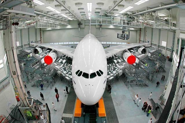 In fast jedem Airbus steckt ein Stück Freiburg
