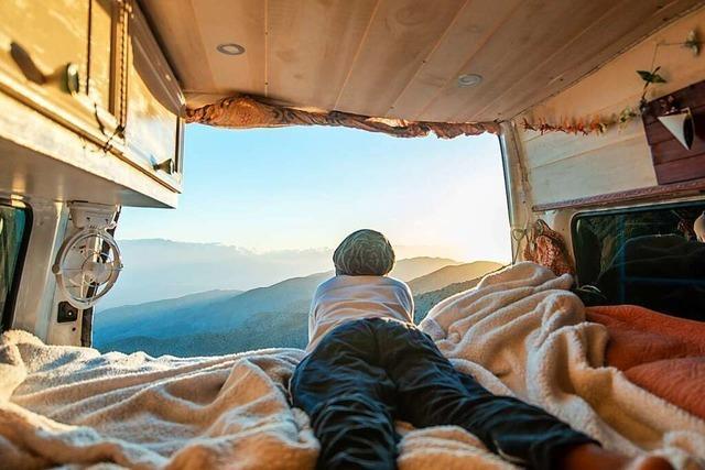 Vanlife – Tipps für Reisen mit Kindern im Wohnmobil