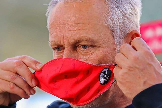 Christians Streichs eindringlicher Appell an Masken-Verweigerer