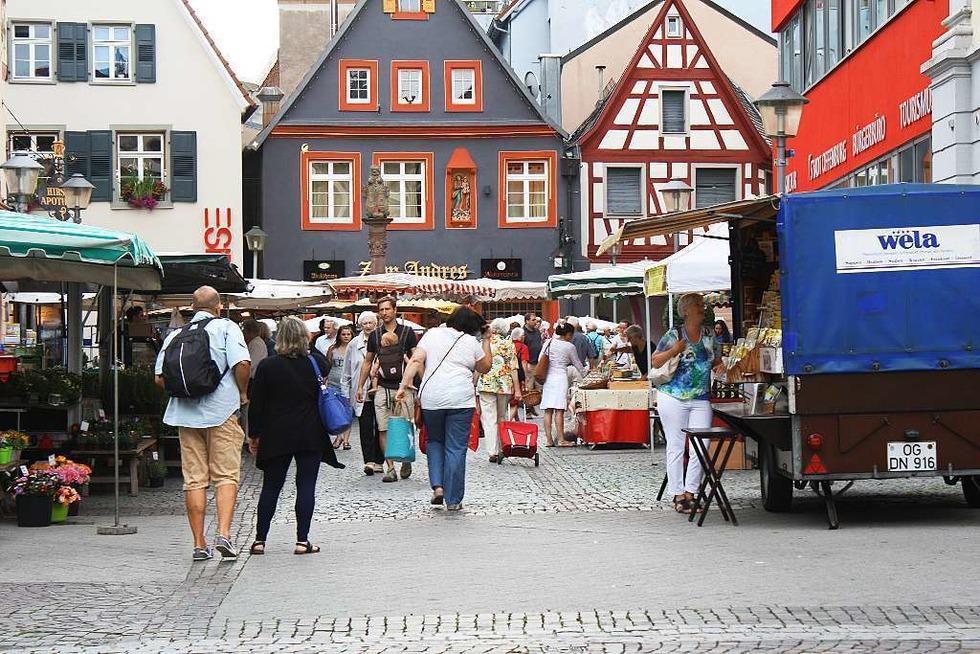 Innenstadt - Offenburg
