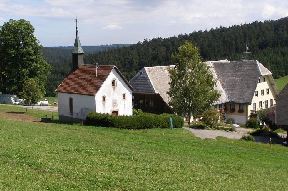 Ebenemooshof (Schwärzenbach) - Titisee-Neustadt