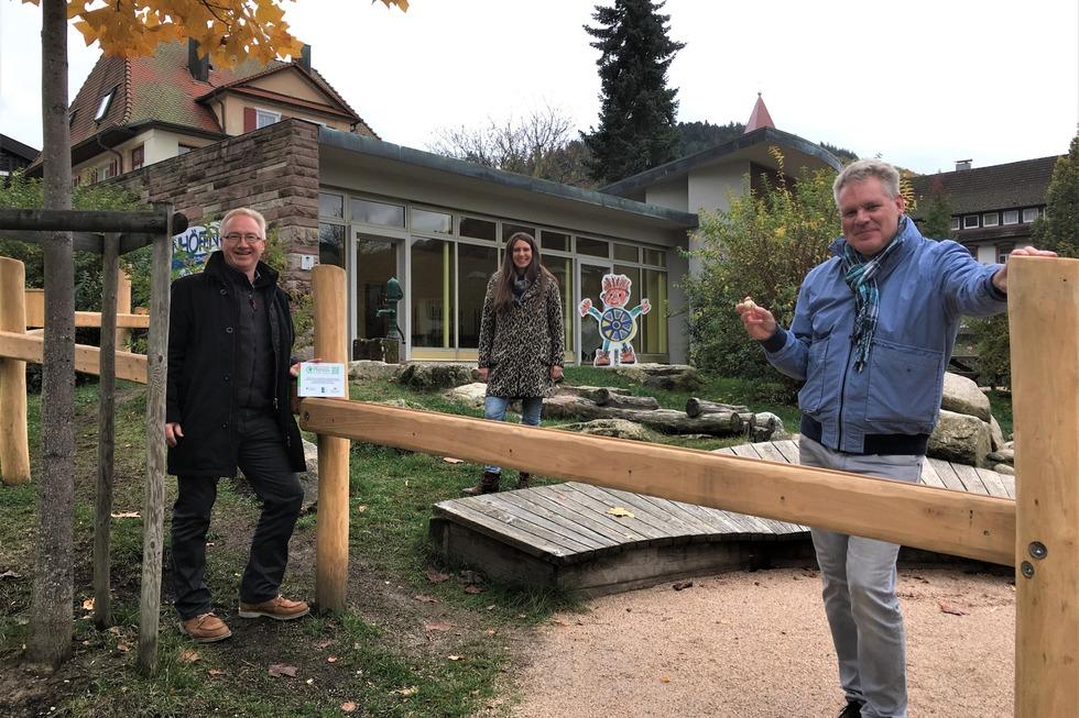 LEPO Landwirtschaftlicher Erlebnispfad - Ottenhöfen im Schwarzwald