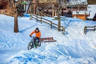 Worauf man bei E-Bikes im Winter achten muss