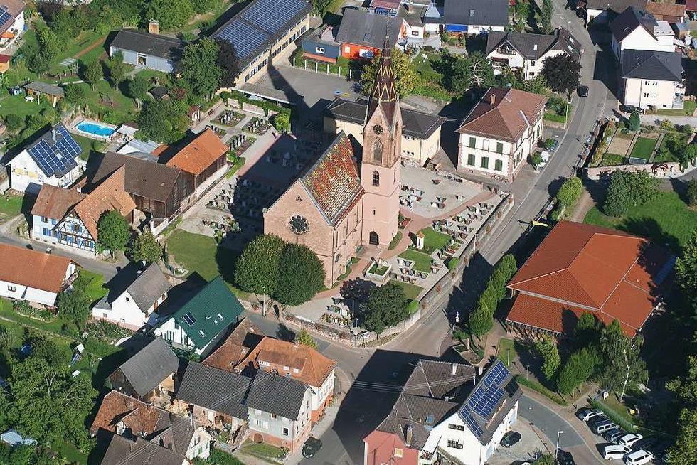 Kath. Kirche St. Michael (Oberweier) - Friesenheim
