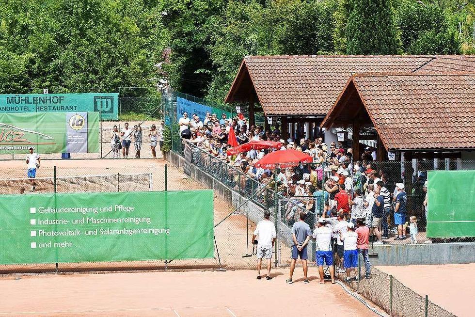 Tennisanlage TC Oberweier - Friesenheim