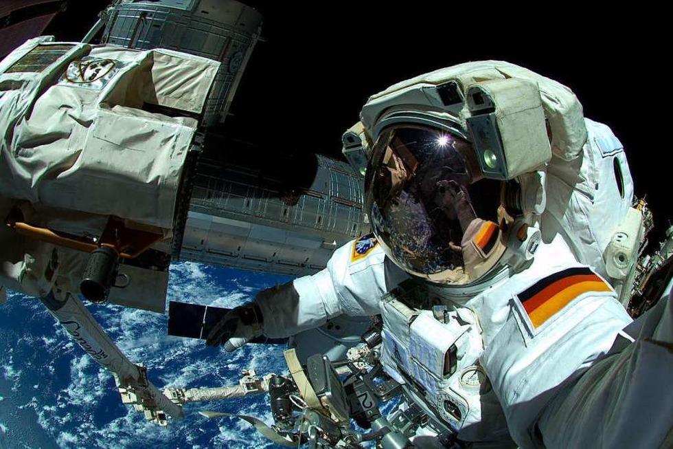 Spannende Raumfahrtthemen im Internet - Badische Zeitung TICKET