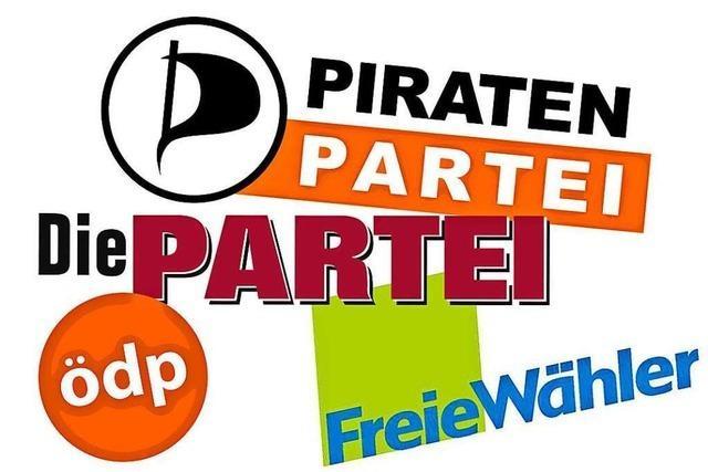 Coronakrise erschwert kleinen Parteien den Auftakt zur Landtagswahl 2021