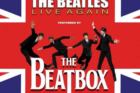 THE BEATLES LIVE AGAIN - THE BEATLES LIVE AGAIN - performed by The Beatbox - Lutherstadt Wittenberg - 11.11.2022 20:00