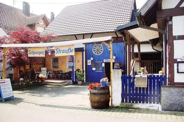 Scheunen-Strauße (Kürzell)