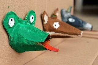Kunst mit Kids: Mit unseren Tipps kreativ die Langeweile besiegen