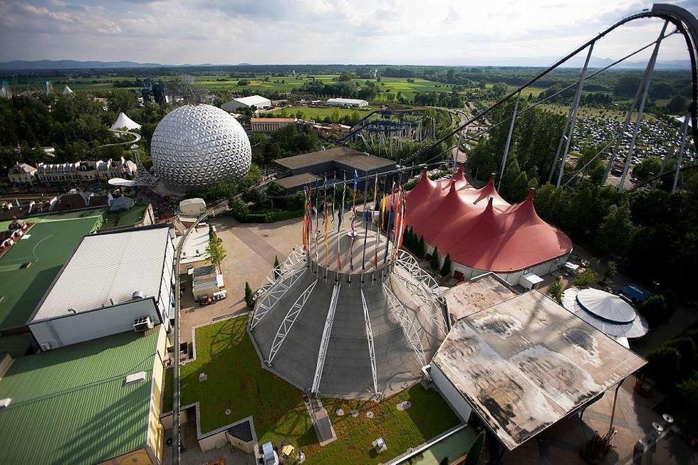 Dome (Europa-Park) - Rust