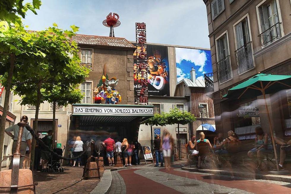 Magic Cinema 4D (Europa-Park) - Rust