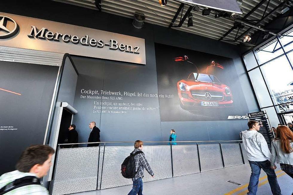 Mercedes-Benz-Hall (Europa-Park) - Rust