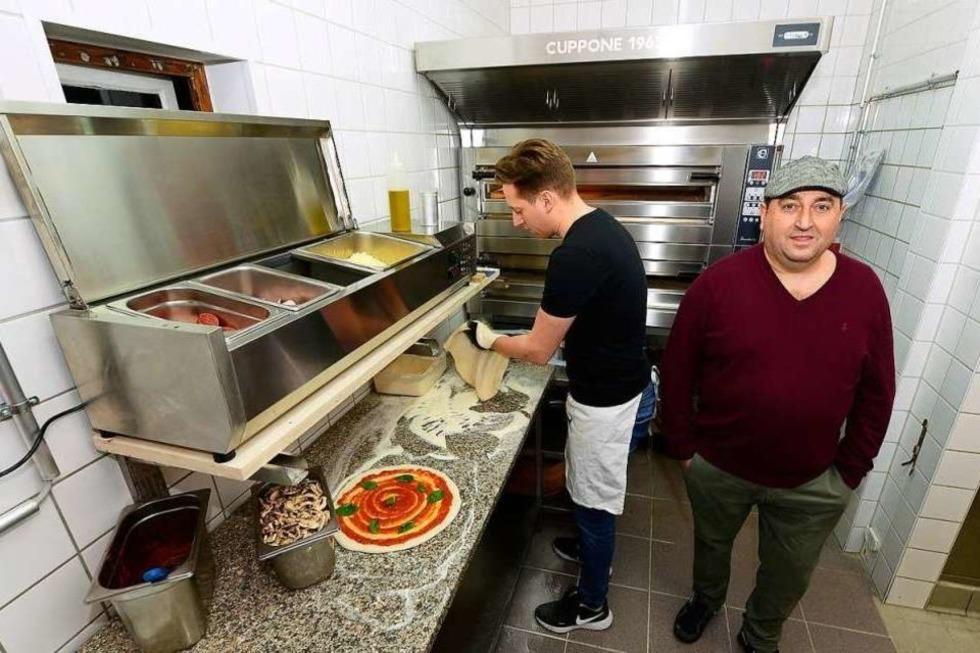 Pizzeria Ochsebrugg - Freiburg