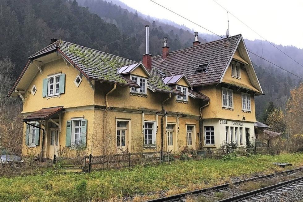 Bahnhof Posthale - Breitnau