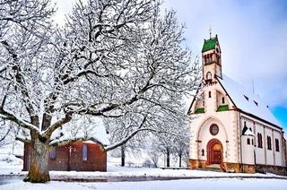 Wallfahrtskirche Witterschnee
