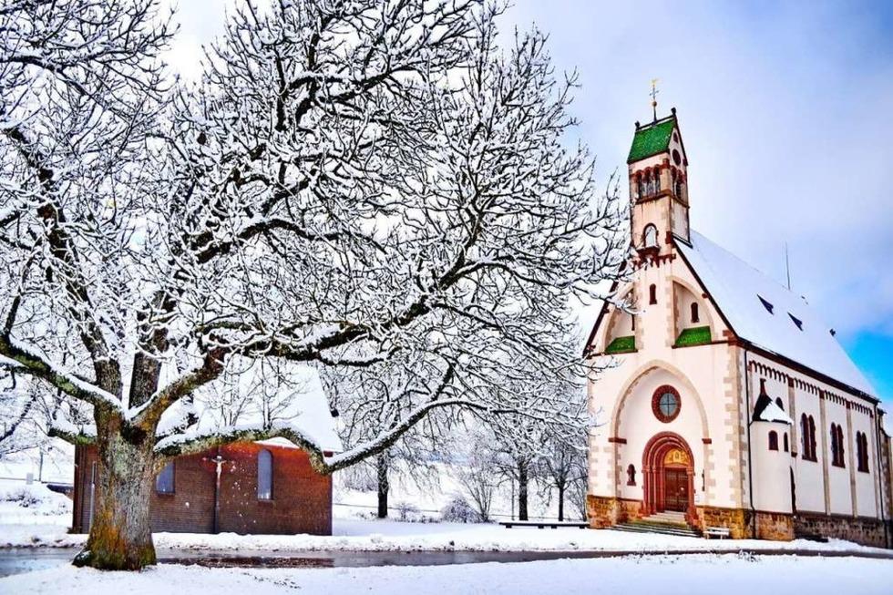 Wallfahrtskirche Witterschnee - Löffingen