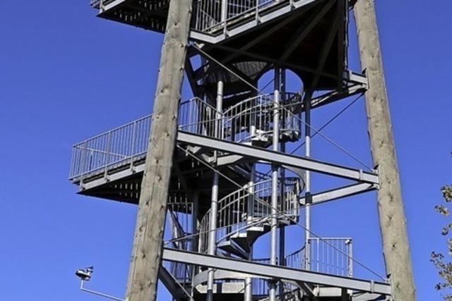 Günter-Gorecky-Turm (Klimawandelgarten)
