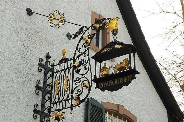 Gasthaus Römerstube im Römischen Hof (Blansingen)