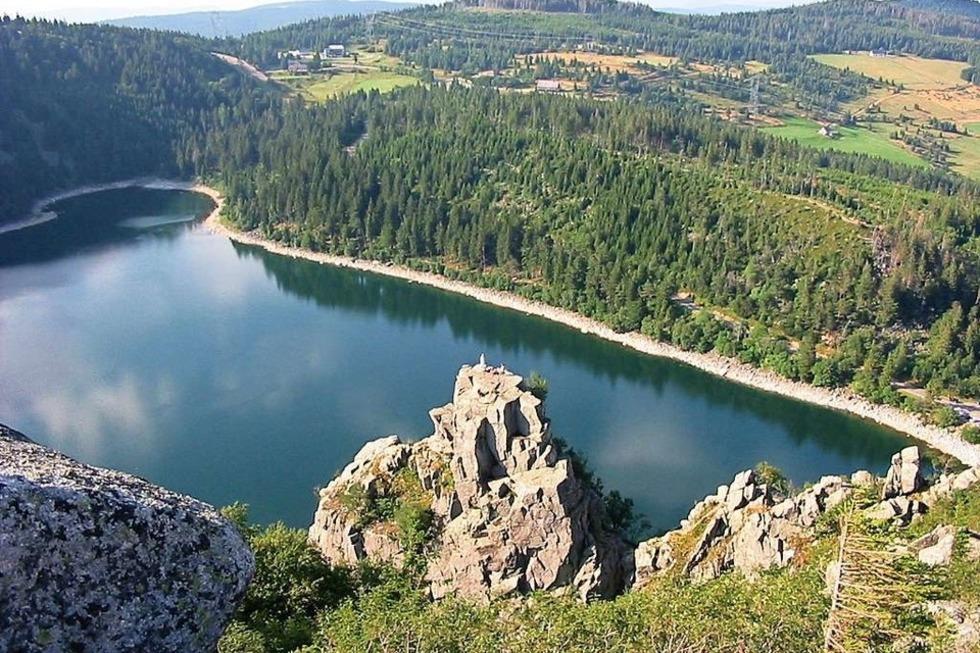 Lac Blanc (Kaysersberger Tal) - Orbey