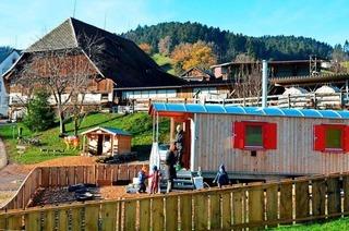 Bauernhof-Kindergarten Ruhbauernhof (Dietenbach)