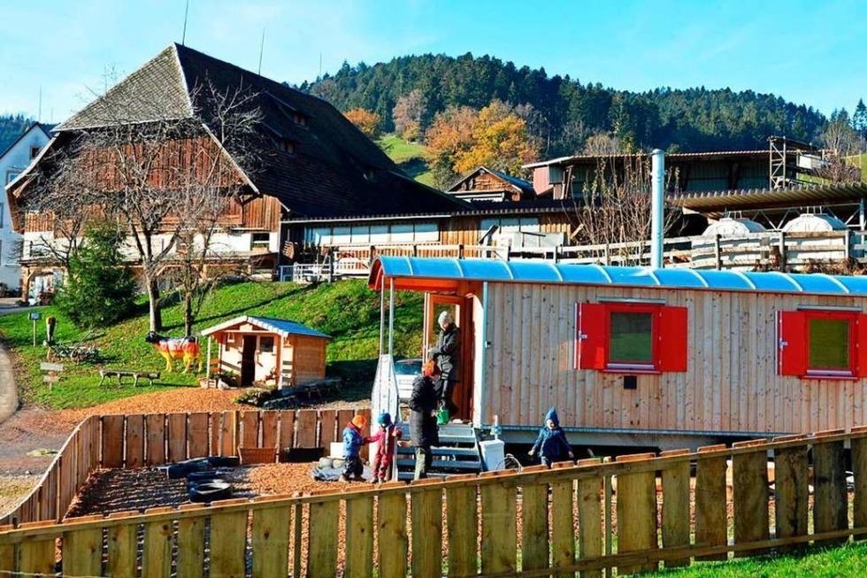 Bauernhof-Kindergarten Ruhbauernhof (Dietenbach) - Kirchzarten