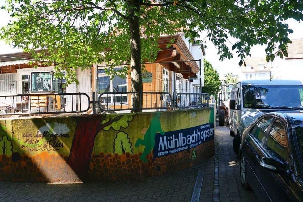 Kinderkrippe Mühlbachhopser - Offenburg