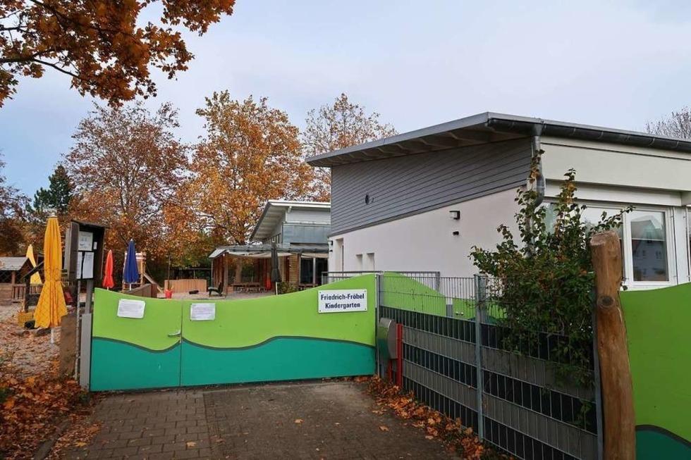Friedrich-Fröbel-Kindergarten (Gündlingen) - Breisach