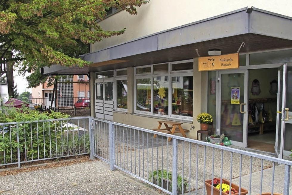 Kindergarten (Bamlach) - Bad Bellingen