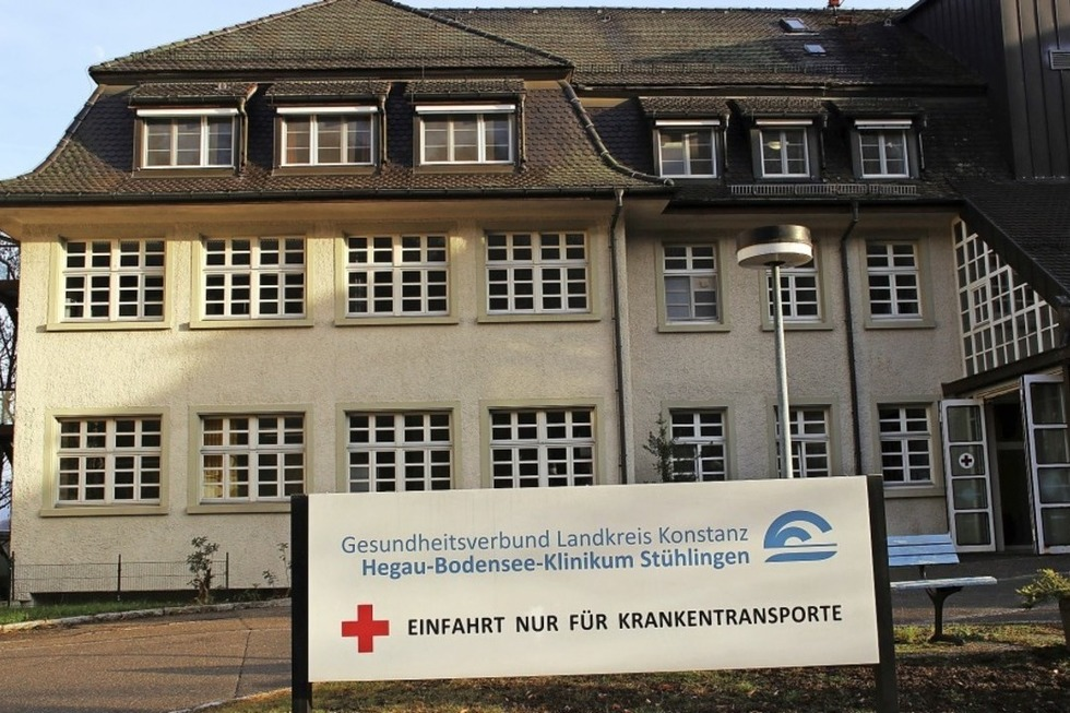 Hegau-Bodensee-Klinikum - Stühlingen