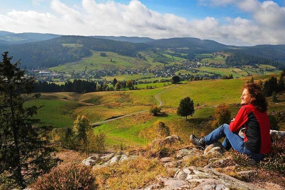 Bernauer Hochtalsteig - Bernau