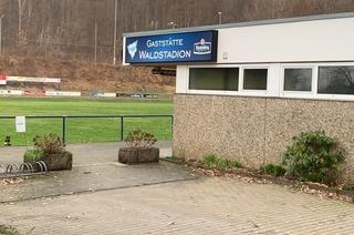 Gaststätte Waldstadion