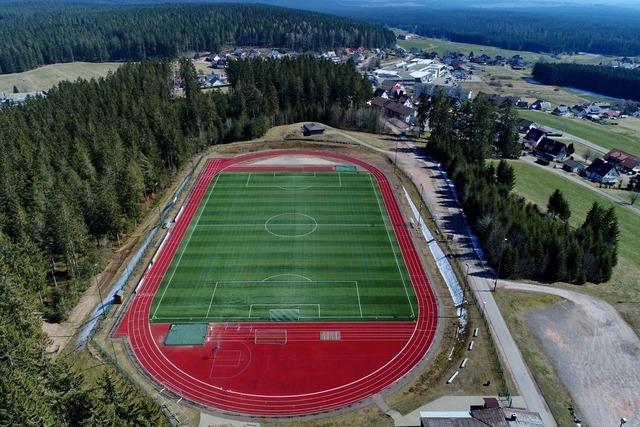 Waldstadion SV Eisenbach (Bubenbach)