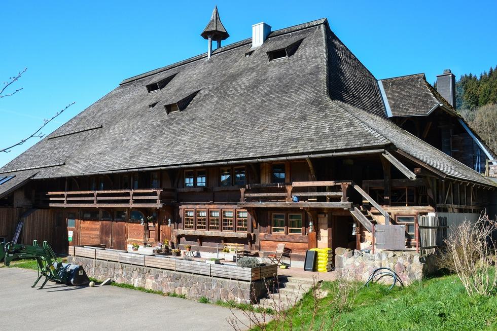 Schlegelshof (Rudenberg) - Titisee-Neustadt