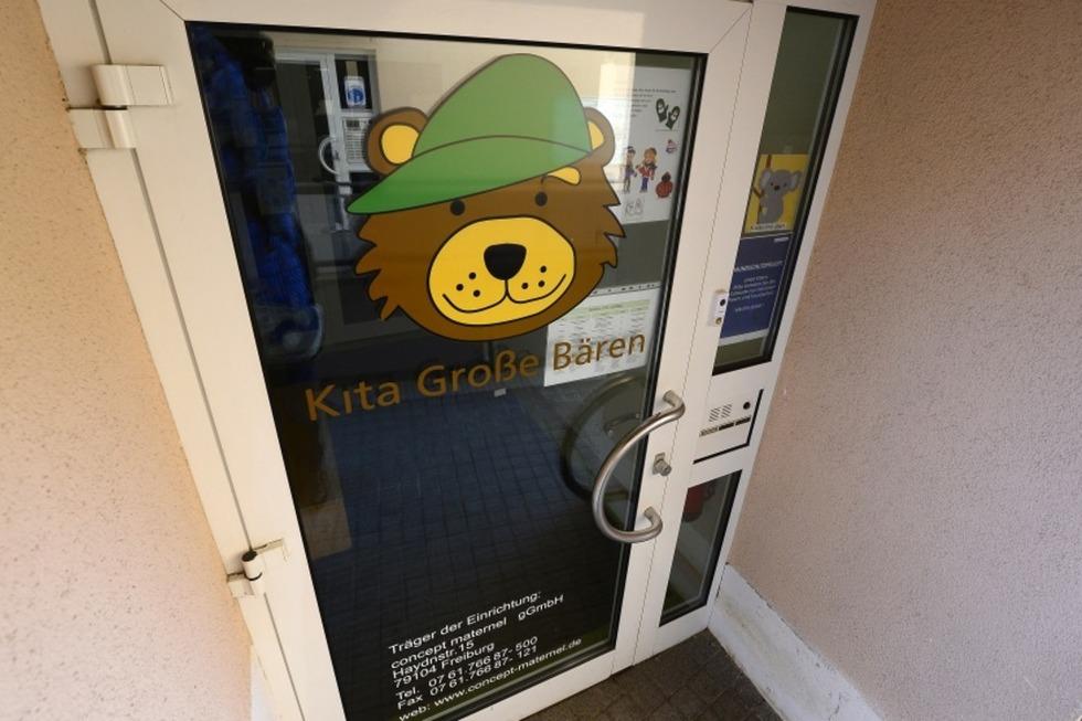 Kindergarten Große Bären (Stühlinger) - Freiburg