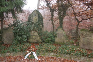 Kriegerdenkmal im Kirchenwald
