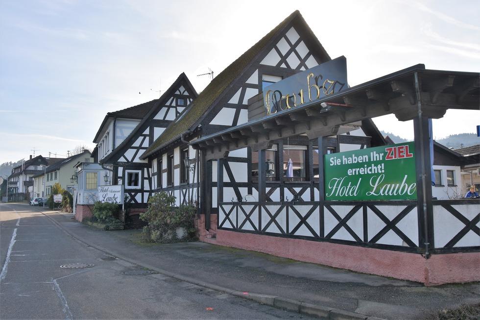 Hotel-Restaurant Laube - Heuweiler