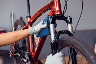 Frühjahrsputz fürs Fahrrad